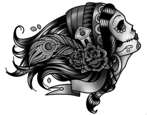 Tattoo Drawing PNG PNG Clip art