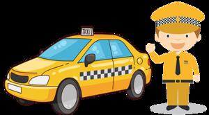 Taxi Driver PNG Clipart PNG Clip art