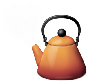 Tea Kettle PNG PNG Clip art