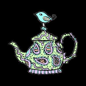 Tea Time PNG Image PNG Clip art