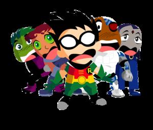 Teen Titans PNG Photos PNG Clip art