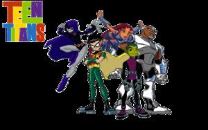 Teen Titans PNG Transparent Image PNG Clip art