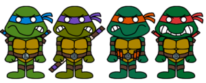 Teenage Mutant Ninja Turtles PNG File PNG Clip art