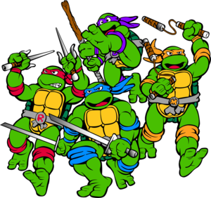 Teenage Mutant Ninja Turtles PNG HD PNG Clip art