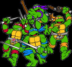 Teenage Mutant Ninja Turtles PNG HD PNG Clip art