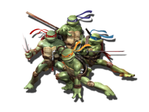 Teenage Mutant Ninja Turtles PNG Picture PNG Clip art