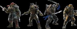 Teenage Mutant Ninja Turtles PNG Transparent PNG Clip art