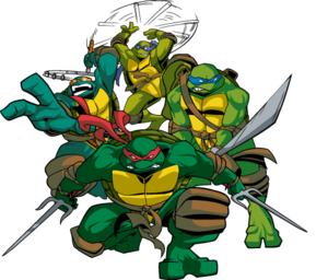 Teenage Mutant Ninja Turtles Transparent PNG PNG Clip art
