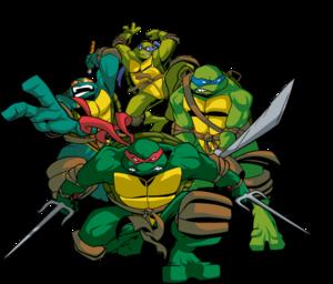 Teenage Mutant Ninja Turtles Transparent PNG PNG Clip art