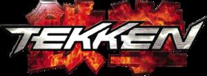 Tekken Logo PNG Pic PNG Clip art