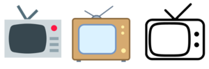 Television PNG Background Image PNG Clip art