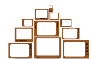 Television PNG Transparent Picture PNG icons