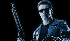 Terminator Transparent Background PNG Clip art