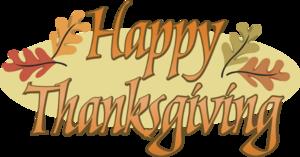 Thanksgiving PNG Transparent Image PNG Clip art