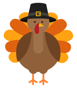 Thanksgiving Transparent Background PNG Clip art