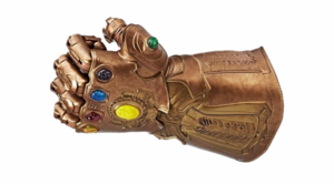 Thanos Infinity Stone Gauntlet PNG File PNG Clip art