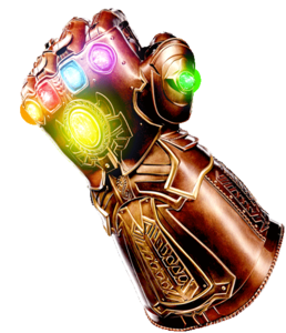 Thanos Infinity Stone Gauntlet PNG HD PNG Clip art