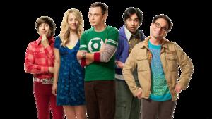 The Big Bang Theory PNG File PNG Clip art