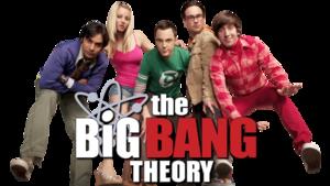 The Big Bang Theory PNG Free Download PNG Clip art