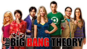 The Big Bang Theory PNG Picture PNG Clip art