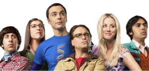 The Big Bang Theory PNG Transparent Image PNG Clip art