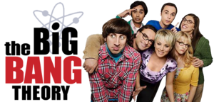 The Big Bang Theory Transparent Background PNG Clip art