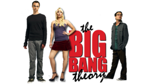 The Big Bang Theory Transparent PNG PNG Clip art