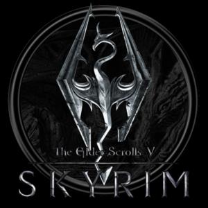 The Elder Scrolls V Skyrim PNG Image PNG icons