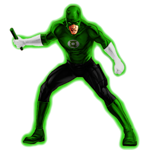 The Green Lantern PNG File PNG Clip art