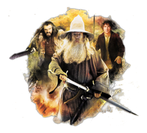 The Hobbit PNG File PNG Clip art
