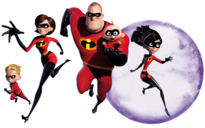 The Incredibles PNG File PNG Clip art