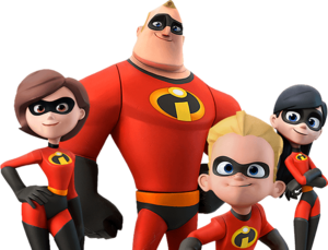 The Incredibles PNG Photos PNG Clip art