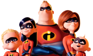 The Incredibles Transparent PNG PNG Clip art