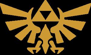 The Legend of Zelda Logo PNG Clipart PNG Clip art