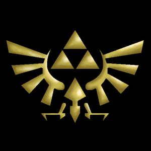 The Legend of Zelda Logo PNG File PNG Clip art