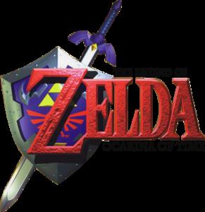 The Legend of Zelda Logo PNG HD PNG Clip art