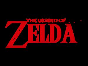 The Legend of Zelda Logo PNG Image PNG Clip art