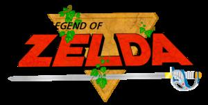 The Legend of Zelda Logo PNG Photos PNG Clip art