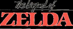 The Legend of Zelda Logo PNG Transparent Image PNG Clip art