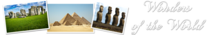 The Seven Wonders Transparent Background PNG Clip art