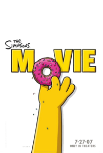 The Simpsons Movie PNG File PNG clipart