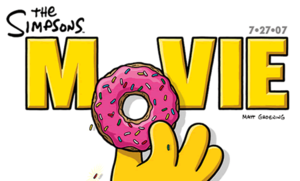 The Simpsons Movie PNG Image PNG Clip art