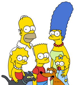The Simpsons PNG Clipart PNG Clip art