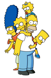 The Simpsons PNG File PNG Clip art