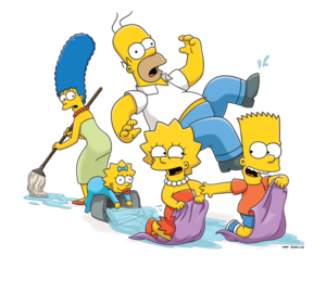The Simpsons PNG HD PNG Clip art