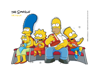 The Simpsons Transparent PNG PNG Clip art