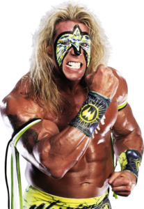 The Ultimate Warrior PNG Image PNG Clip art
