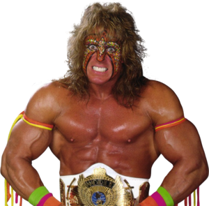 The Ultimate Warrior PNG Photos PNG clipart