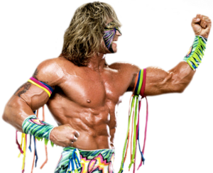 The Ultimate Warrior PNG Pic PNG Clip art