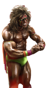 The Ultimate Warrior PNG Transparent Image PNG Clip art